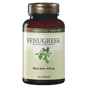 Fenugreek Cholesterol